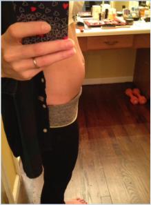 9 days post-baby